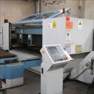 Mesin Punching dan Laser Cutting