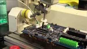 Robot Solder Pasar