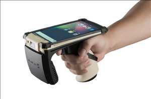 Pembaca Genggam RFID UHF Pasar