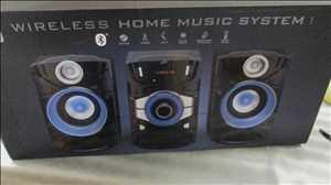 Sistem Musik Nirkabel Rumah