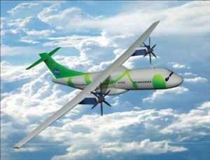 Pesawat Hibrida