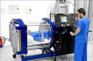 Perangkat / Peralatan Terapi Oksigen Hiperbarik (HBOT)