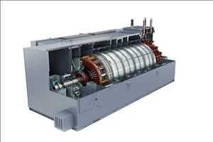 Pasar Generator Turbin Pendingin Udara Global