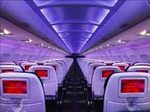 Pasar Penerangan Kabin Pesawat Global