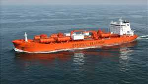 Kapal Tanker Kimia Pasar
