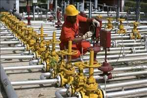 Pasar Distribusi Gas Kota Global