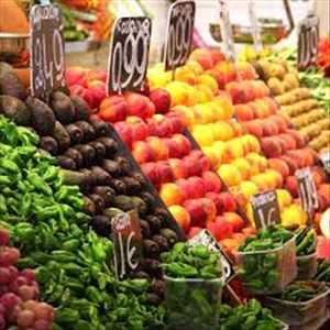 Pasar <span class = 'notranslate'> Makanan yang Dimodifikasi Secara Genetik </span>