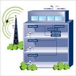 Pasar DAS Sistem Antena Terdistribusi Dalam Ruangan Global