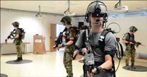 Simulasi Militer dan Pelatihan Virtual