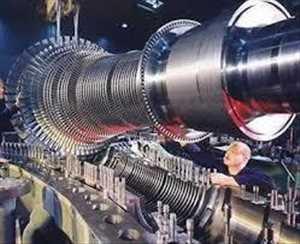 Generator Turbin Uap Pasar