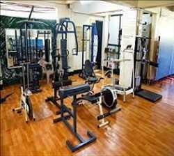 Gym dan Klub Kesehatan