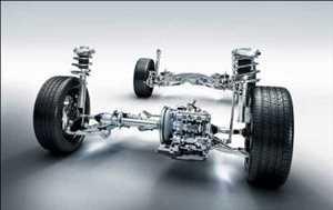 Sistem Suspensi Otomotif