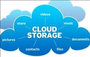 Layanan Penyimpanan Cloud