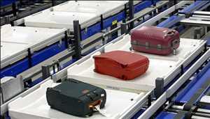 Sistem Penanganan Bagasi Bandara Komersial