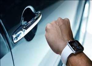 Sistem Kontrol Akses Kendaraan Tanpa Kunci