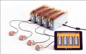 Pompa Perangkat Mikrofluida