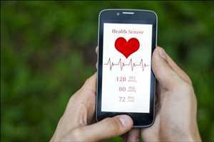 Sensor Kesehatan dan Kebugaran Seluler
