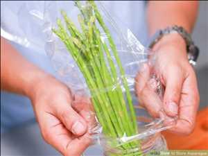 Asparagus dalam kemasan