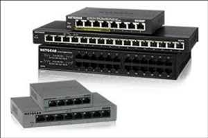 Router dan Sakelar
