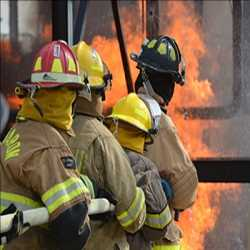 Program Dan Layanan Pelatihan Pemadam Kebakaran Industri Pasar