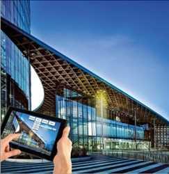 Sistem Manajemen Gedung Cerdas (IBMS) Pasar
